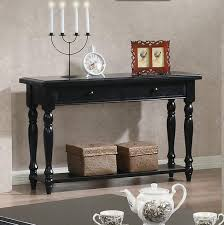 Black Console Table Console U0026 Sofa Tables U2013 Christian U0027s Table