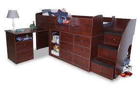 captains bed berg furniture captains bed with desk u0026 stairs 22