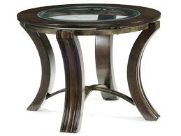 round wood accent table furniture round wood accent table best of glass end tables simple