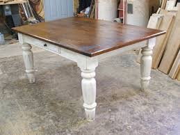 Rustic Dining Room Table Plans Counter Height Farm Table Plans Protipturbo Table Decoration