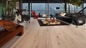 Contemporary Laminate Flooring Home