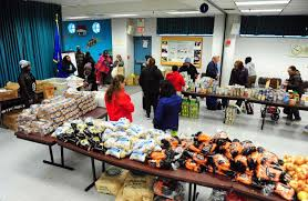 bridgeport s annual thanksgiving food drive kicks this weekend