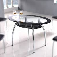 Oval Glass Dining Table Impressive Oval Glass Dining Room Table Set U2013 Fascinating Home