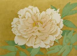 Japanese Flowers Paintings - japanese floral or flower paintings and prints 3 japanese