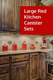large red kitchen canister sets post your blog bloggers promote