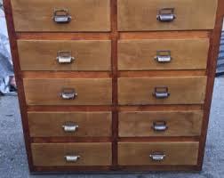 Antique Wood File Cabinet Vintage Filing Cabinet Nz Roselawnlutheran