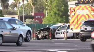 hollywood police officer injured in crash sun sentinel