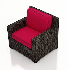 Wicker Settee Replacement Cushions by Forever Patio Capistrano Club Chair Replacement Cushion Wicker Com