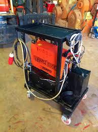 kemppi master 3500 water cooled tig welder