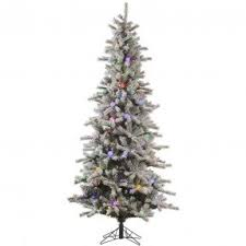 flocked christmas trees on sale foter