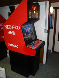 Neo Geo Arcade Cabinet Neo Geo Arcade Cabinet Bukit
