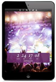 these free phone wallpapers to countdown your wedding countdown mobile app sevenlogics inc