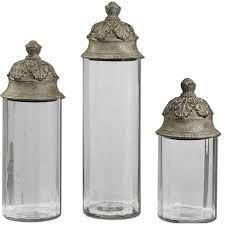 clear glass kitchen canister sets 324 best canister and canister sets images on canister