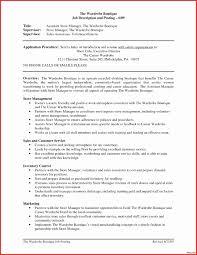 warehouse resume exles sle resume warehouse manager best of restaurant assistant manager