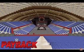 allstate arena floor plan minecraft wwe payback 2016 arena allstate arena youtube