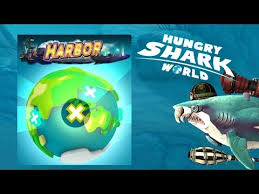 hungry shark map special map harbor hungry shark 4