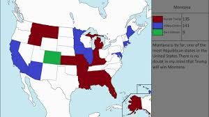 Presidential Election 2016 Predictions By State Html by Interactive Us Map Election Prediction
