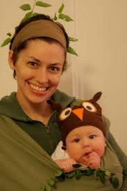Tree Halloween Costume Mom Baby Costume Idea Owl Tree Halloween Costumes Owl