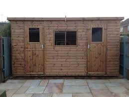 heavy duty workshop summer houses mb garden building