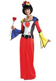 alice wonderland halloween costumes queen of hearts costume