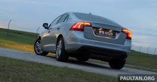 check stop l volvo s60 volvo s60 t5 test drive review 240hp 320nm