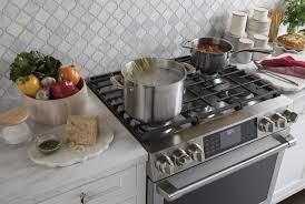 Slide In Cooktop Renovate Your Kitchen And Your Cooking With New Ge Appliances