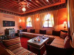 coolest moroccan living room furniture