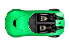 vehicle top view caterham aeroseven concept top view concept automotive