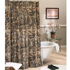 Realtree Shower Curtain Realtree Shower Curtain Curtain And House