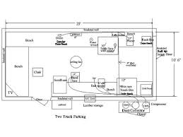 Wood Shop Floor Plans Making First Workshop Any Advice Appreciated By Josh