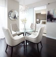 mirror dining room table 3 best dining room furniture sets big mirror in a small office creates the phantasm of depth so don t be scared to go huge deleon recommends inserting a giant mirror on the wall above