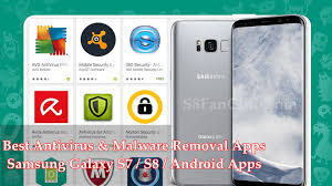 antivirus for samsung android top 5 best galaxy s7 s8 anti virus malware removal android apps