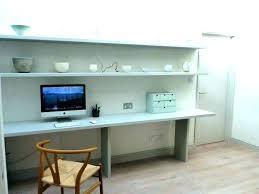 long desk for 2 thin desk tvcenter info