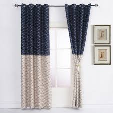navy panel curtains promotion shop for promotional navy panel