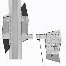 Small Fire Station Floor Plans Sderot Train Station Ami Shinar U2013 Amir Mann Architects And