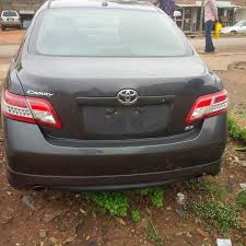 how much is toyota camry 2010 direct tokunbo toyota camry 2010 se sport edition forsale autos