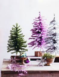 tinsel tabletop christmas tree tinsel theme small christmas tree