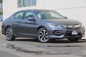 what of gas does a honda accord v6 use 2017 honda accord sedan in modern steel metallic south bay honda