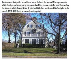 Haunted House Meme - real haunted houses that you can buy others