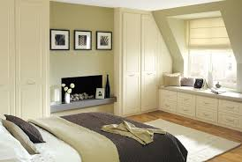 Contemporary But Comfortable Ascot White Wardrobes  Cream - Bedroom design uk