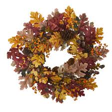 fall wreaths garlands and swags nearly natural