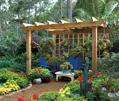 Plants For Pergolas by Outdoor Living Structures For The Palm Beach Landscape Pamela