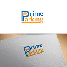 car service logo modern serious logo design for prime parking by lanka ama