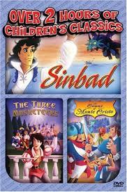 musketeers 1992 direct video cartoon