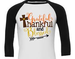 thanksgiving shirt fall shirt 3 4 sleeve raglan fall