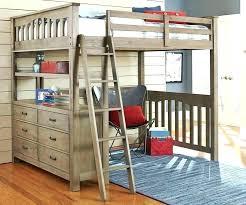 Loft Bed Frames Size Loft Bed Frame Chatel Co