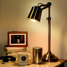 Library Table Lamps Compare Prices On Industrial Bedside Tables Online Shopping Buy