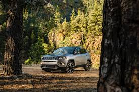 smallest jeep 2017 jeep compass limited review