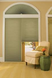 Hunter Douglas Blinds Dealers Cellular Shades With An Eyebrow Arch Specialty Window Shape