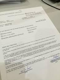 Employment Certification Letter Sample Visa tips how to apply japan visa and get multiple entry